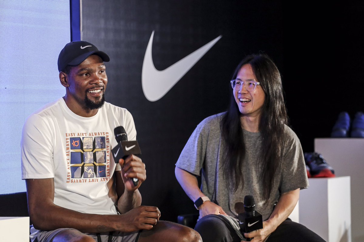 official photos d6d82 b027b  KDTrey5 and Leo Chang share KD 11 design process.pic.twitter.com OrrbFYYy2M