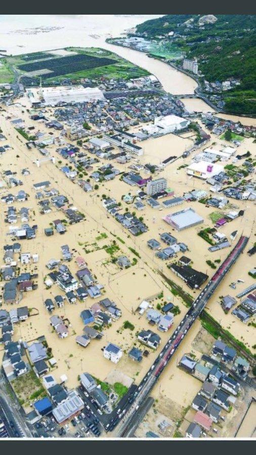 安浦町#呉市#給水支援#災害派遣...