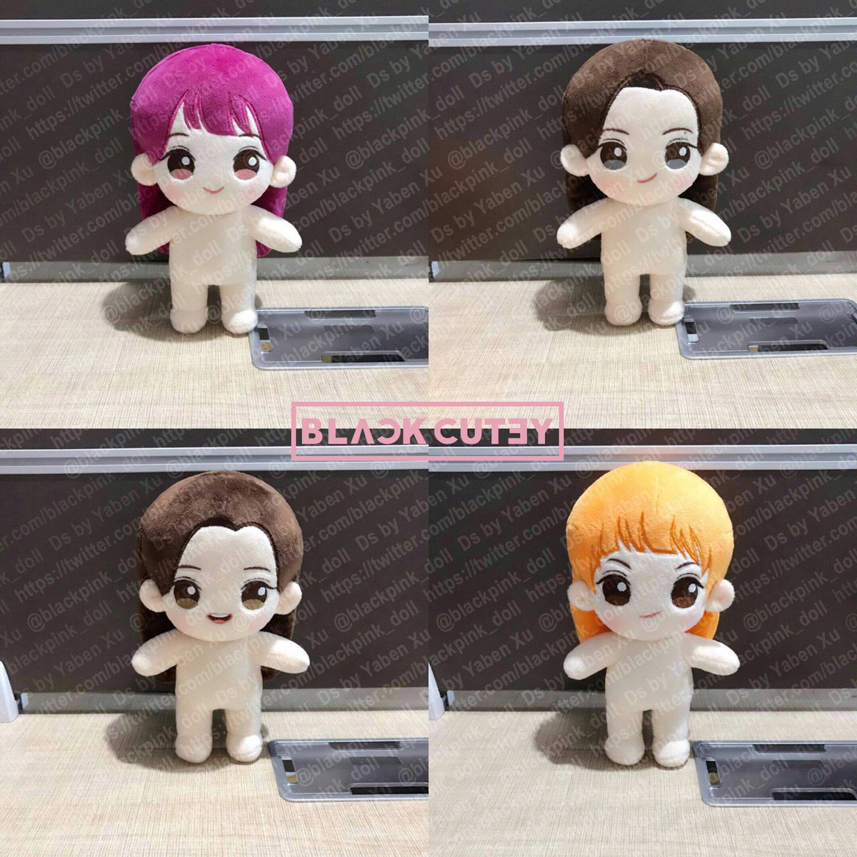 Black Cutey Blackpink Doll Twitter Profile Twipu Plz5 Smpale Second Sample Is Completed We Will Start Making The Clothes As Soon Possible