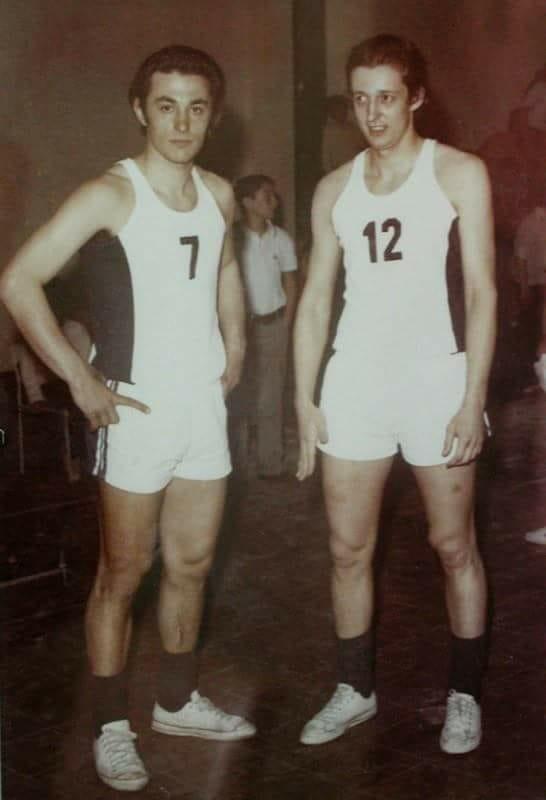 Enrique y Roberto Biurrun.