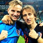 Rakitic Twitter Photo