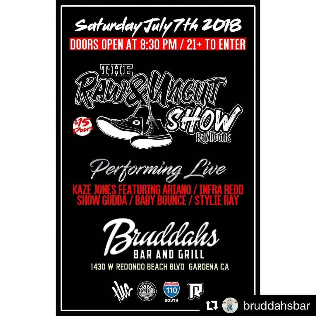 Show Tonight going 2 be Straight Fire!
