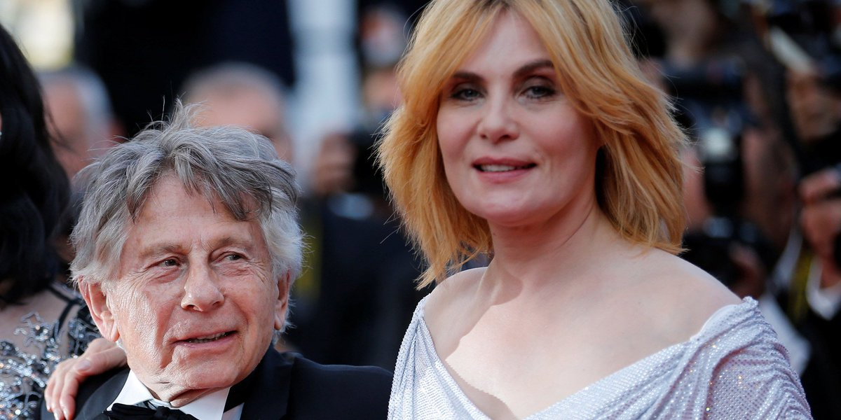 EXCLUSIVE. #Oscars : Emmanuelle Seigner, Roman Polanski's wife, refuses to join The Academy https://t.co/rIIGdJApJa