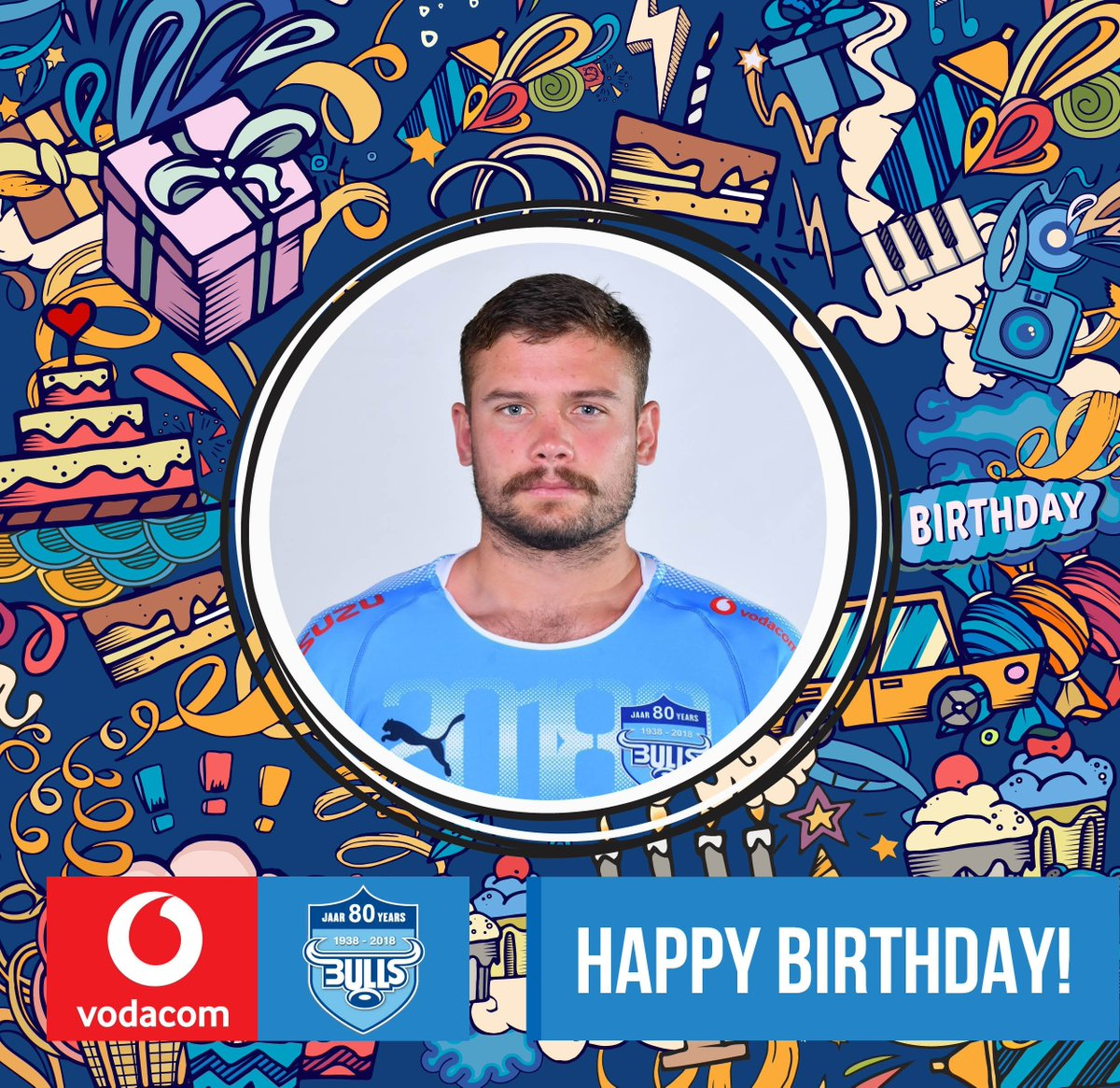 official blue bulls on twitter the vodacom bulls would like to wish jaco visagie and lance lemmetjies a very happy birthday enjoy your special day