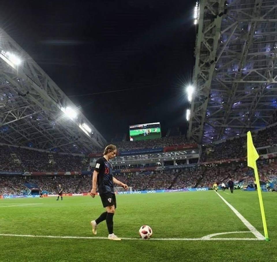 Futmais's photo on O Modric