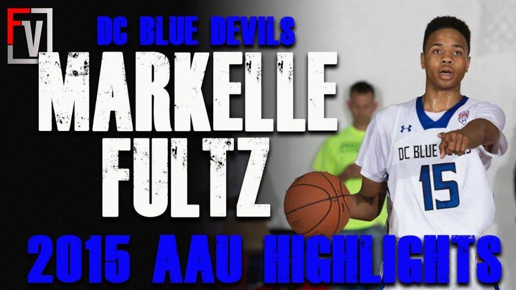 Markelle Fultz   DC Blue Devils   2015 AAUHighlights hooplife.net/news/2018/07/0…