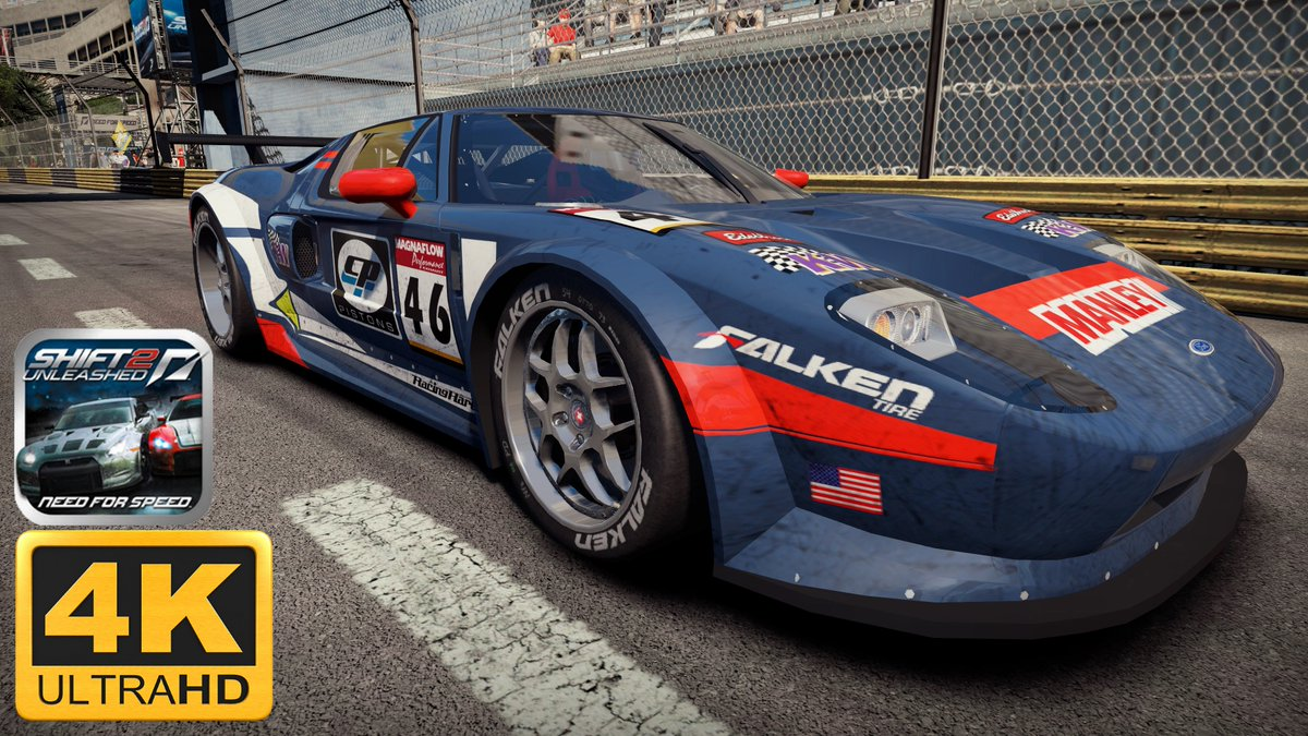 Ford Gt K Fps Gtx  Ti Https Www Youtube Com Watchvce_sceujvgts Monaco Montecarlo Monacoracing Simracing Pcgaming Simracer Nfs