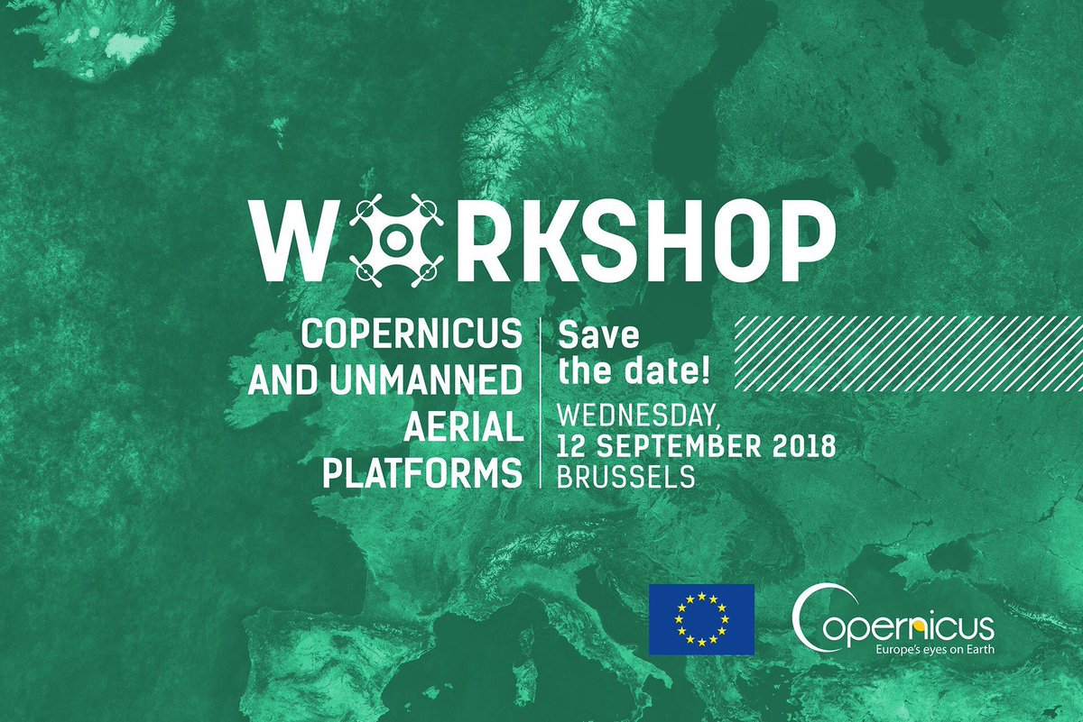 Check out how the @CopernicusCMS Maritime Surveillance service provided near real time satellite images to help direct UAVs to sites of interest at sea! Presenting at the Workshop on 12 September <br>http://pic.twitter.com/XjpcEKD3ge  https:// twitter.com/CopernicusEU/s tatus/1015851918827180032 &nbsp; …