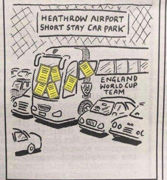 Heathrow Short Stay >> Jon Benjamin On Twitter The England Team Bus Short Stay Car