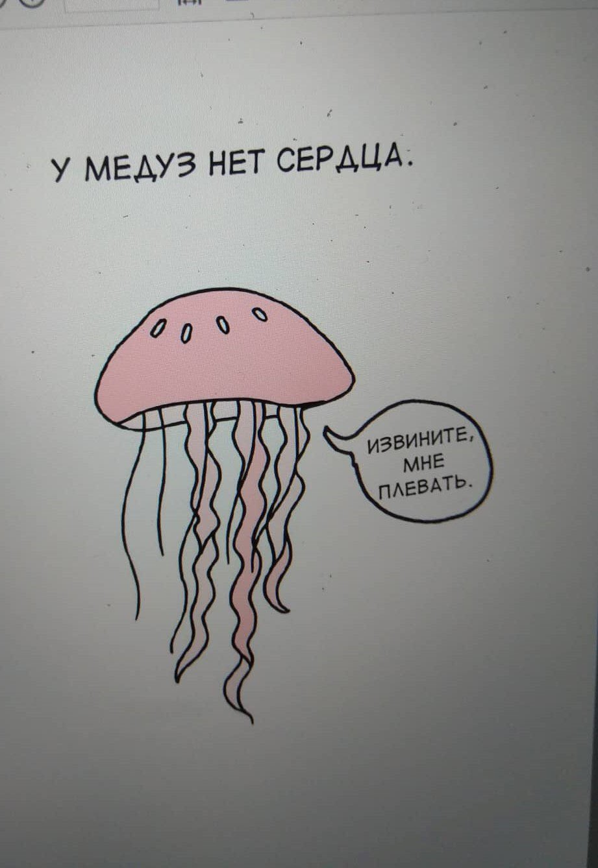 рекомендация у медуз нет сердца картинки предпочтительнее