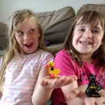 Image for the Tweet beginning: Lego school holidays thanks to