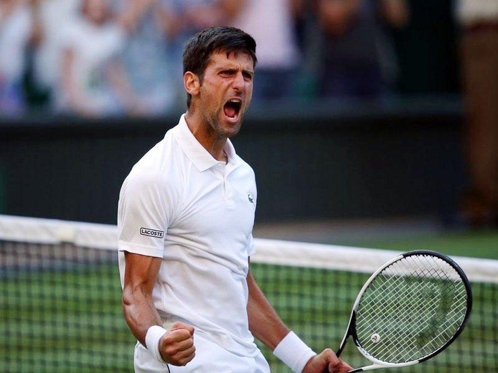Here to stay @Wimbledon #Wimbledon