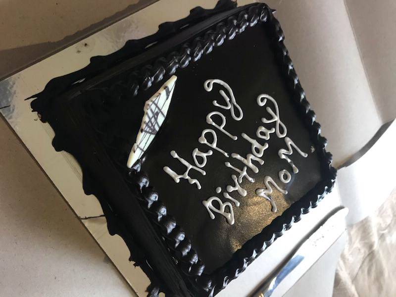 Mishal Raheja On Twitter A Special Cake For My Special Lady