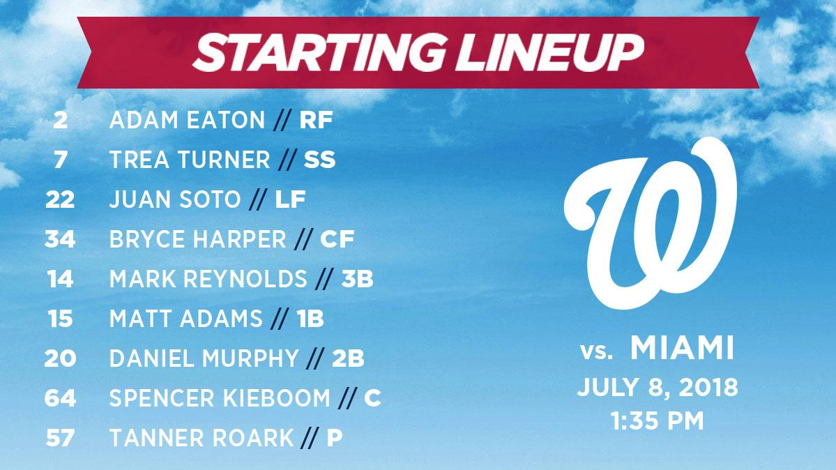 Here's how we're lining up for the final game of the homestand.  ��️ // https://t.co/BpKRNjwtsG https://t.co/Kq7DCM2sz2