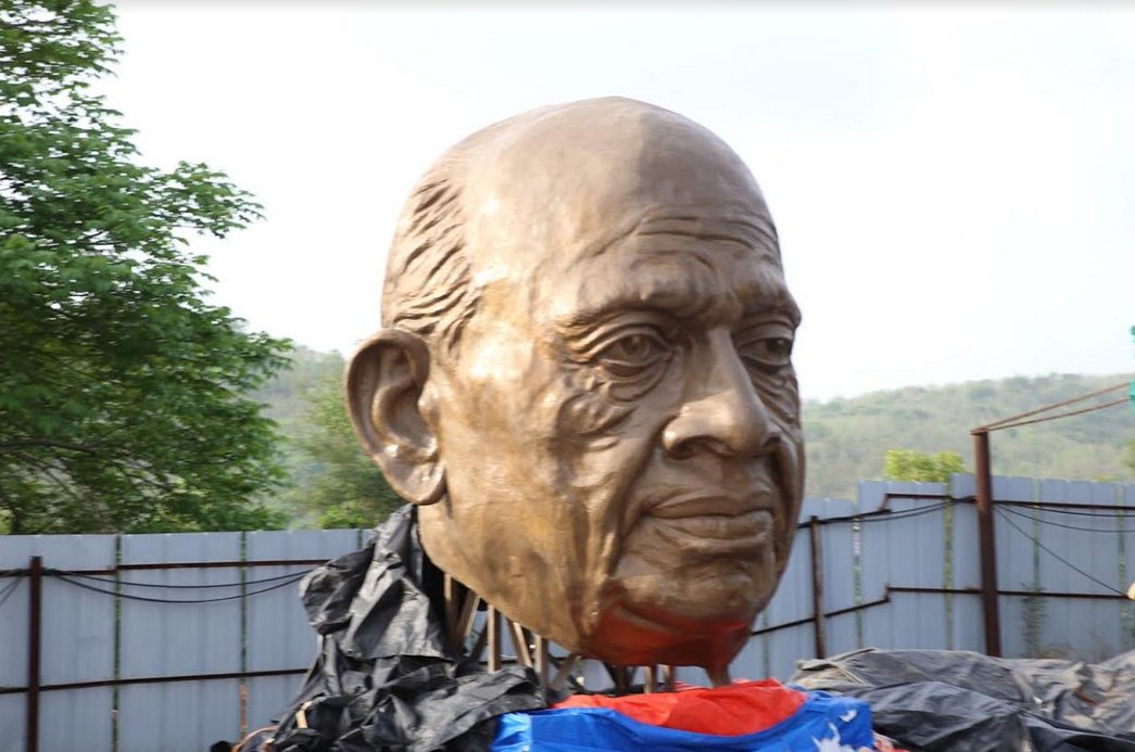 PM to dedicate world's tallest statue on birth-anniversary of Sardar Patel in Gujarat