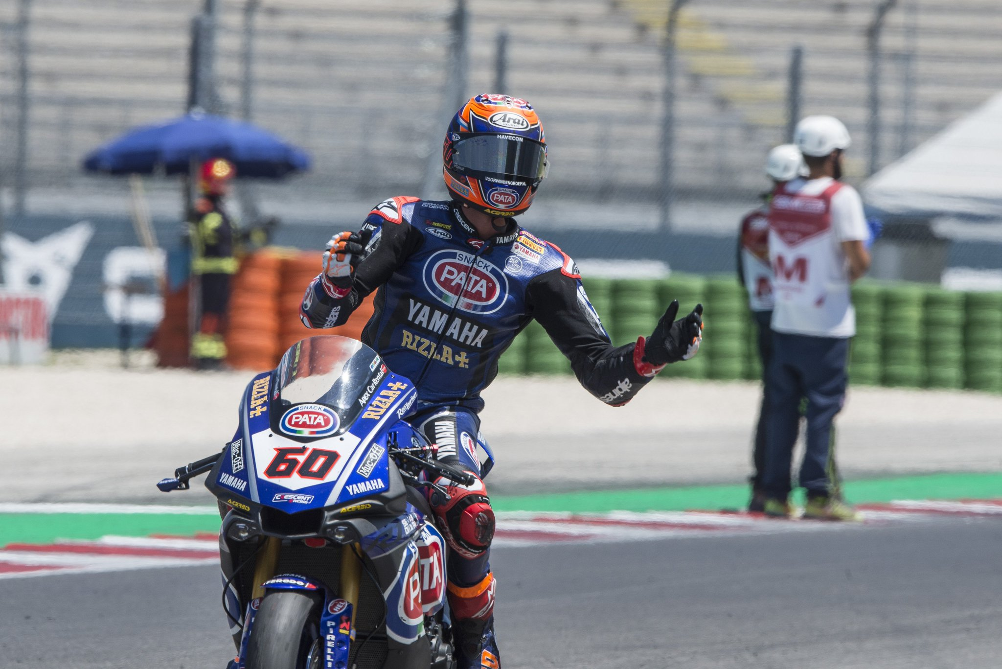 Pata Yamaha WorldSBK on Twitter: