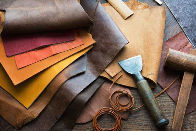 leather industry Leather is so ancient and so familiar you might be tempted to assume it's environmentally benign -- but that's not necessarily true leather production entails the use of a variety of chemicals that are harmful if released into the environment.