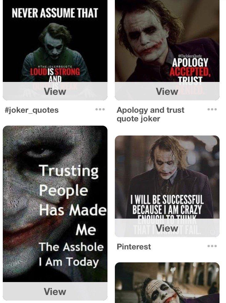 "professor table tennis on lol ""joker quotes"" on google"