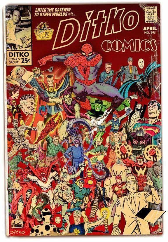 Ditko Comics