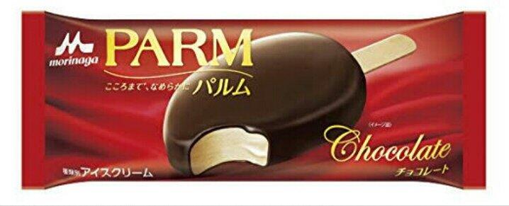 画像,#アイス総選挙 7位 森永 PARM チョコレート https://t.co/ucCv1BT3p7。