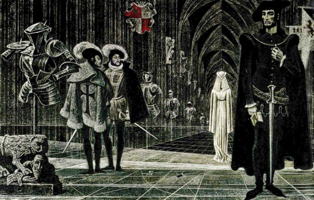 questioning the sanity of hamlet in shakespeares Hamlet by william shakespeare essay hamlet , the prince of denmark, is visited by a ghost resembling his father, the king of denmark, who recently died the ghost tells hamlet that his father was murdered by claudius, the king's brother, who took the throne immediately after his death and married hamlet's mother, gertrude.