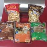 Feliz con mi alijo de molletes y piquitos!!  Gracias @MolleteSanRoque #MolleteAntequerano #DesayunoConMolletes #YQueSalgaElSolPorAntequera