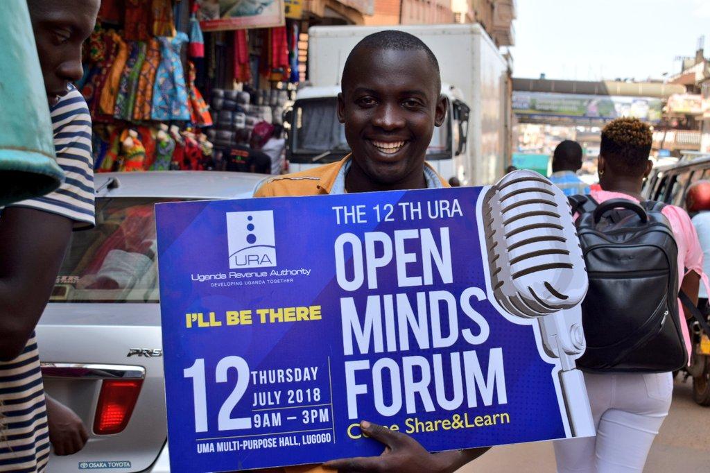 Ugandarevenueauthority On Twitter I Look Forward To Learning