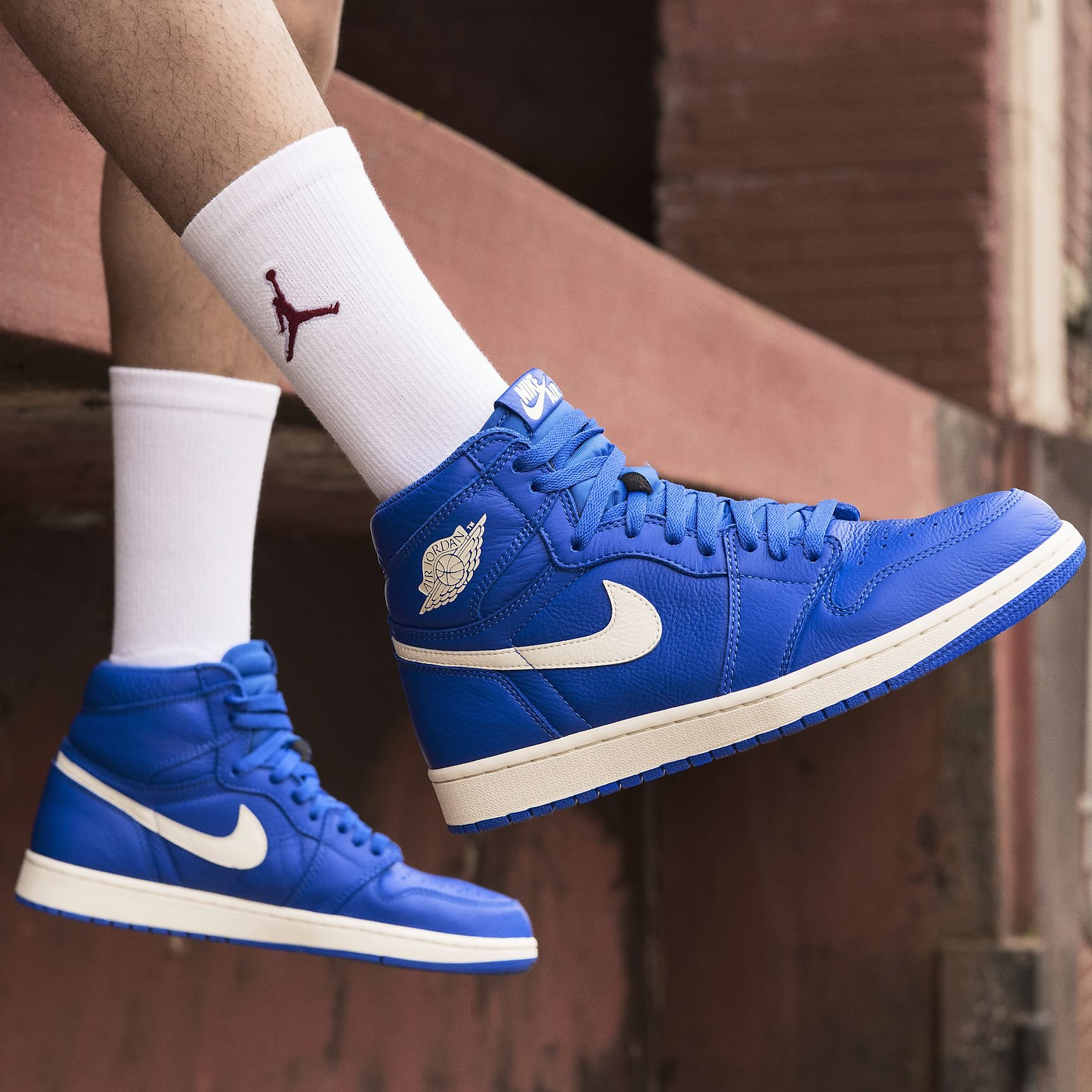 add53e0a5070 ... coupon code for kicksfinder on twitter icymi air jordan 1 high og hyper  royal now available
