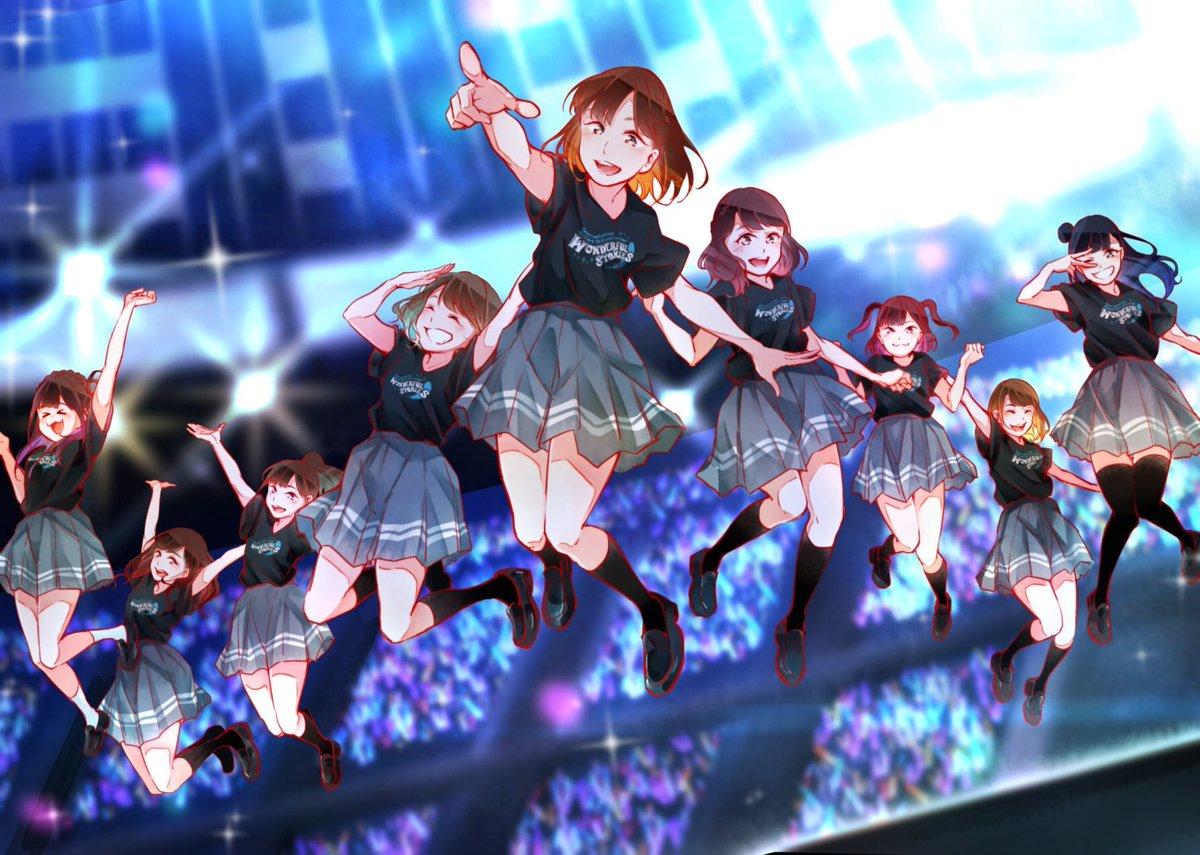 Aqours 3rd LoveLive! Tour  ~WONDERFUL STORIES~ 最高の時間を本当に本当にありがとうございました!!!!!!!!!