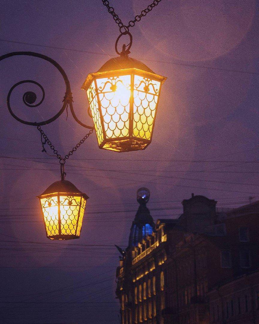 нему картинки петербург при свете фонарей родилась семье