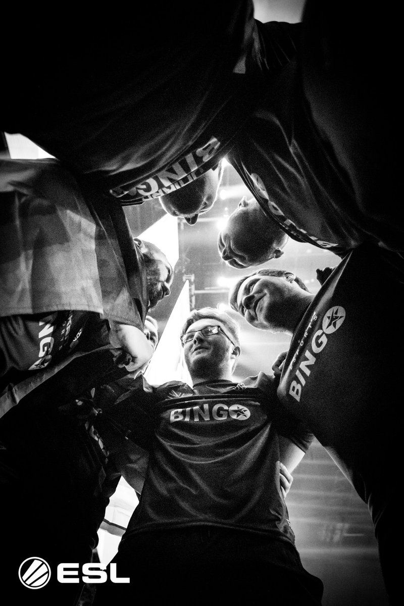 From being the local underdog team to making it to the #ESLOne Cologne Grand Finals - youve been incredible @BIGCLANgg ❤️️