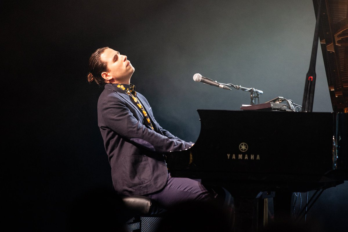 The Cuban pianist @alfredomusic, one of the protégés of @QuincyDJones, is performing a set full of energy at the Montreux Jazz Club! #MJF18