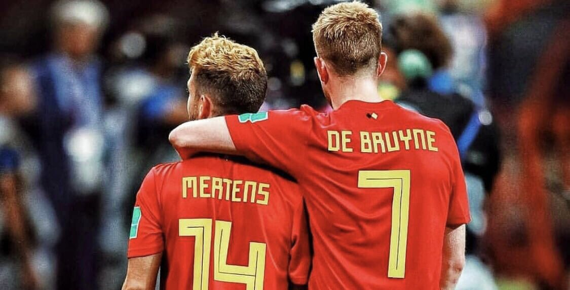 We have a dream! 🇧🇪