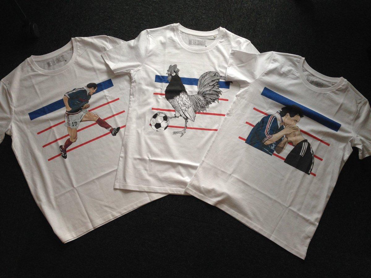 🎀🎁🎊[🚨🚨ALERTE CADEAU🚨🚨]🎊🎁🎀  Les amis !  RT & FOLLOW le compte @lequipedusoir pour remporter trois t-shirts de la marque DE LA SORTE !  Réagissez avec #EDS