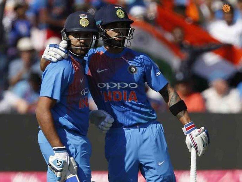 मैन ऑफ़ द मैच और सीरीज लेते हुए रोहित शर्मा ने खुद को नहीं बल्कि इस खिलाड़ी को बताया जीत का हीरो 3