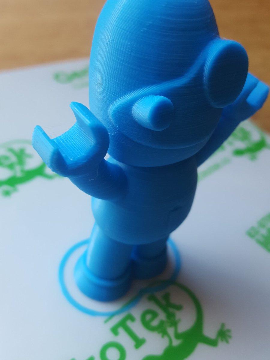 Slight tweak and we should be good @SpannerHands3D #spannerbot #3Dprinting ...
