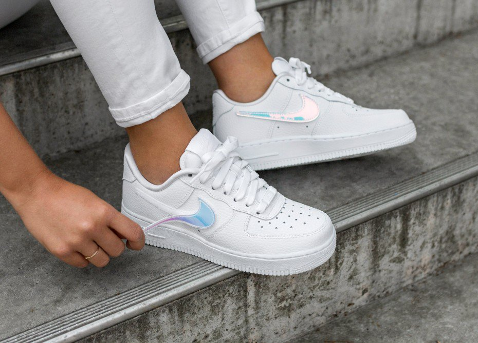 Couple of sizes Women's Nike Air Force