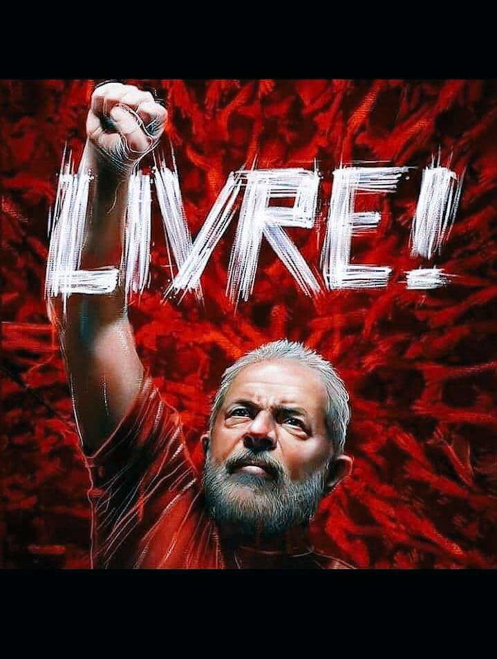 Exige-se que a decisão judicial seja cumprida! #lulaLivre #LulaLivreagora #LulaLivreCumprase