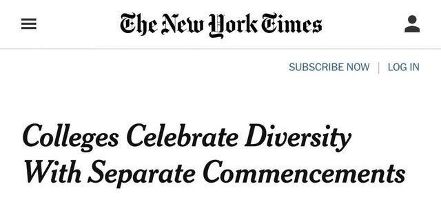 Guessing the headlines editor at @nytimes didn't read the Irony Handbok in his junior year... https://t.co/FrSrdTrcPV