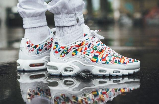 Nike Shoes | Air Max International Flag Pack | Poshmark