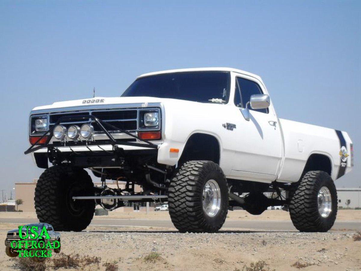 Usa Offroad Trucks On Twitter 1985 Dodge Rumble Bee W150 Ram 1500 Power Wagon Usaoffroadtrucks Dodgeram Dodgeram1500 Dodgeram2500 Dodgeram3500 Dodgecummins Cummins Powerwagon