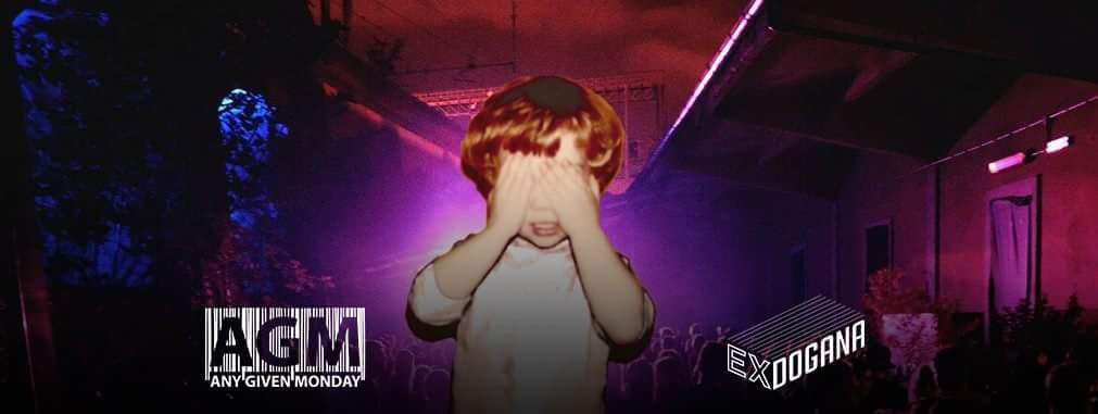 Any Given Monday   Reopening Party @ Ex Dogana
