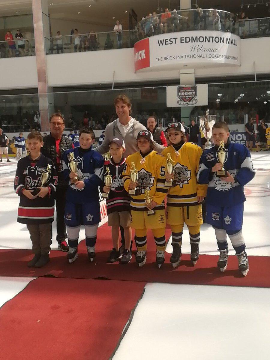 Brick Hockey On Twitter 1st Team All Stars Continued Forward 1
