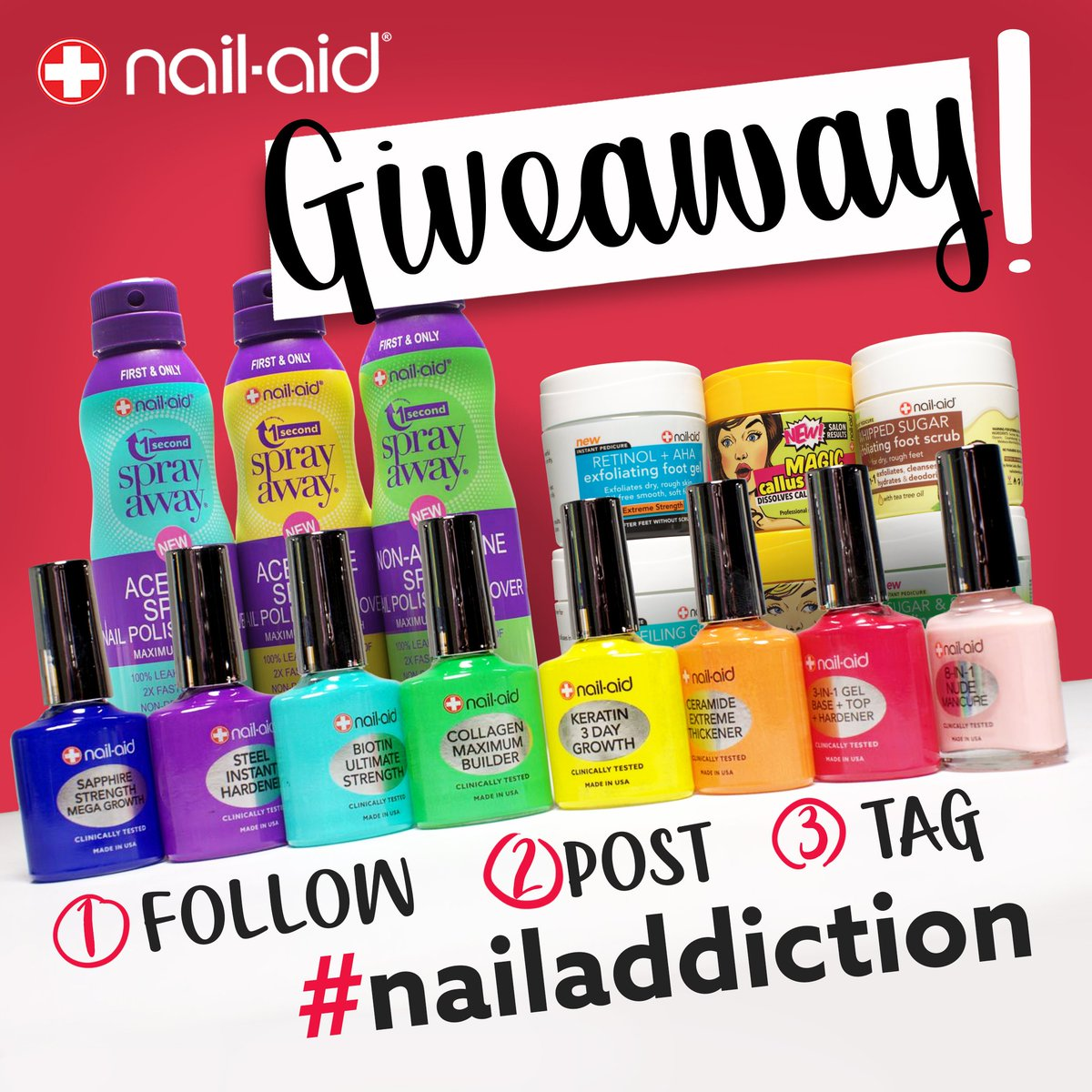 Nail-Aid (Official) (@nailaidworks)   Twitter