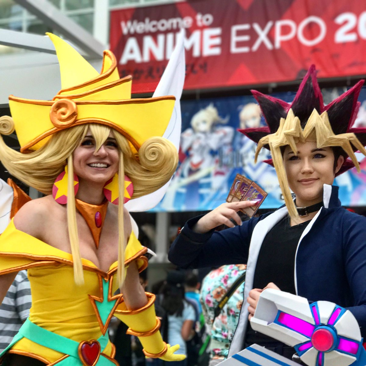 Digital La Anime Expo Features Panels Cosplay Games Vr And More