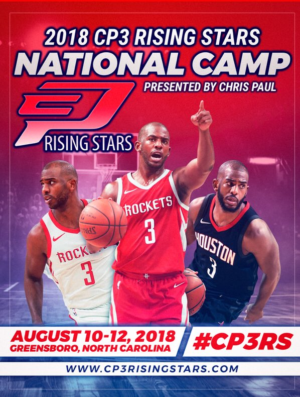 Congrats to Northern Kings 2022 PG Kyree Thompson on his invitation to the prestigious CP3 Rising Stars Camp! @K1hoops @CP3RisingStars