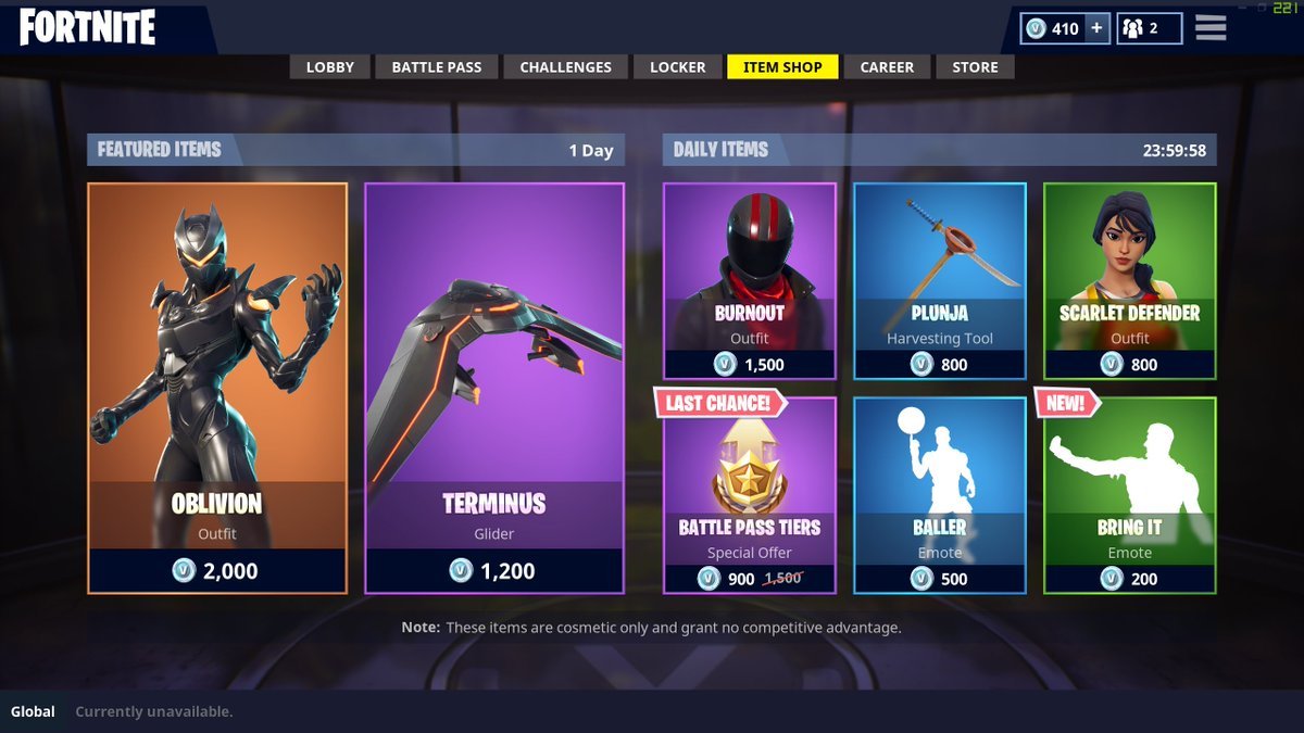 "Fortnite News - fnbr.news on Twitter: ""#Fortnite Item Shop ..."
