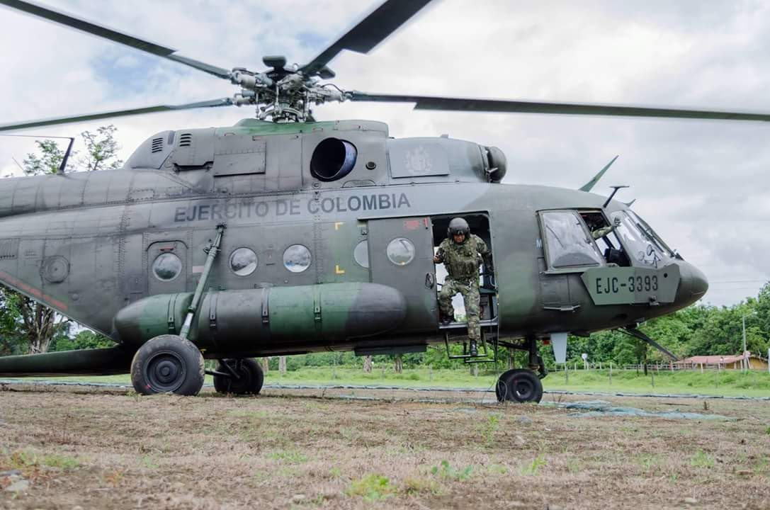 Colombia incrementa presencia militar en la frontera