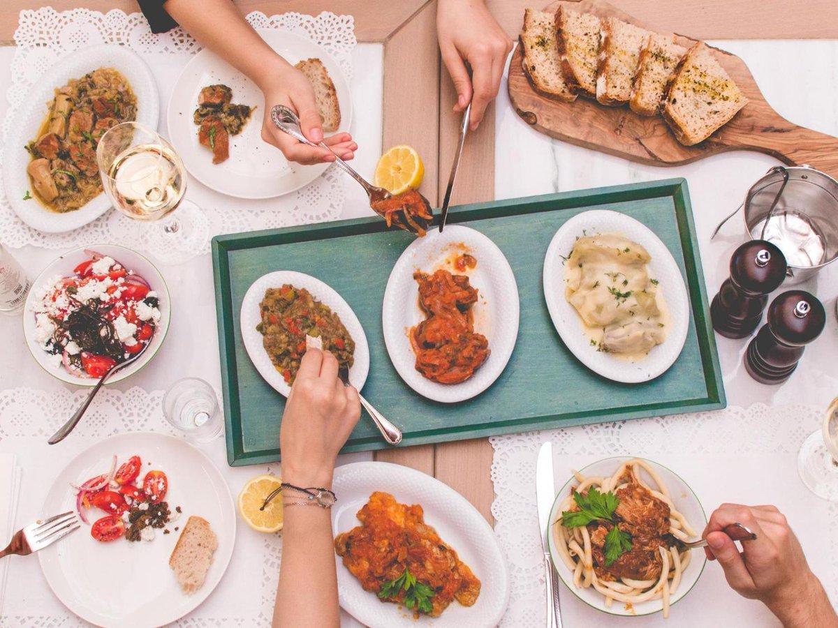Vine leaves and vino: Discovering Greek gastronomy in Kolonaki https://t.co/3U1pnH7tCq
