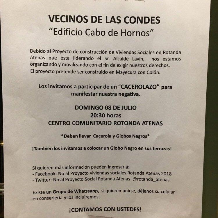 Fernando Castro Riveros On Twitter Vecinos De Las Condes